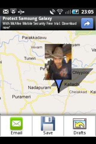 Location Share - screenshot