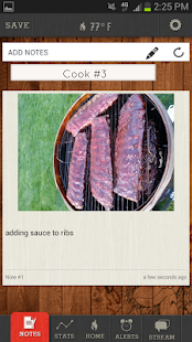 BBQ Remote- screenshot thumbnail