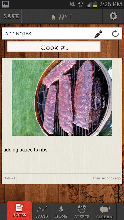 BBQ Remote- screenshot