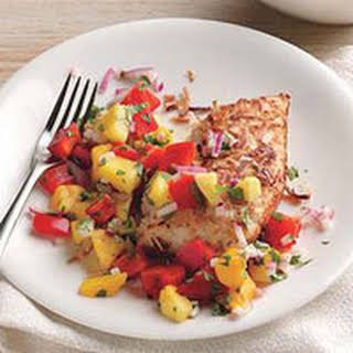 Coconut Crusted Chicken Breasts Recipes.