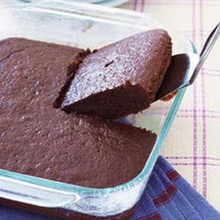Fudgy Chocolate Cake Recipes.