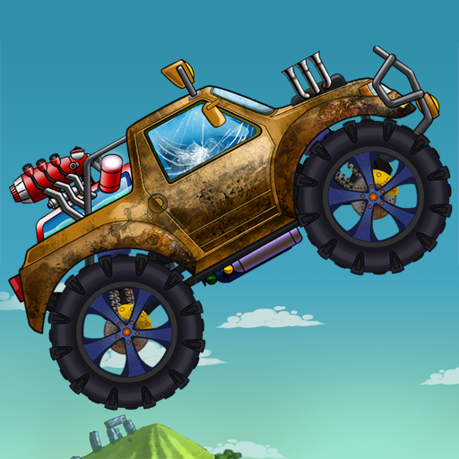Monster Truck Toss file APK Free for PC, smart TV Download