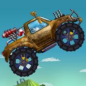 Monster Truck Toss