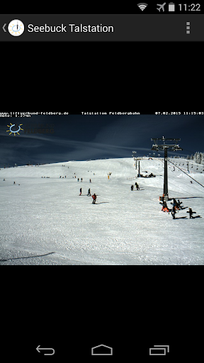 Feldberg Webcams
