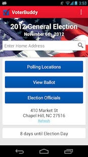 VoterBuddy- screenshot thumbnail