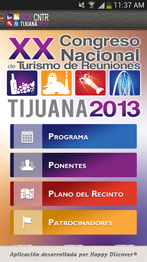 CNTR Tijuana 2013