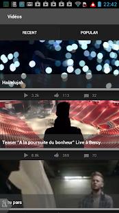 M Pokora - screenshot thumbnail