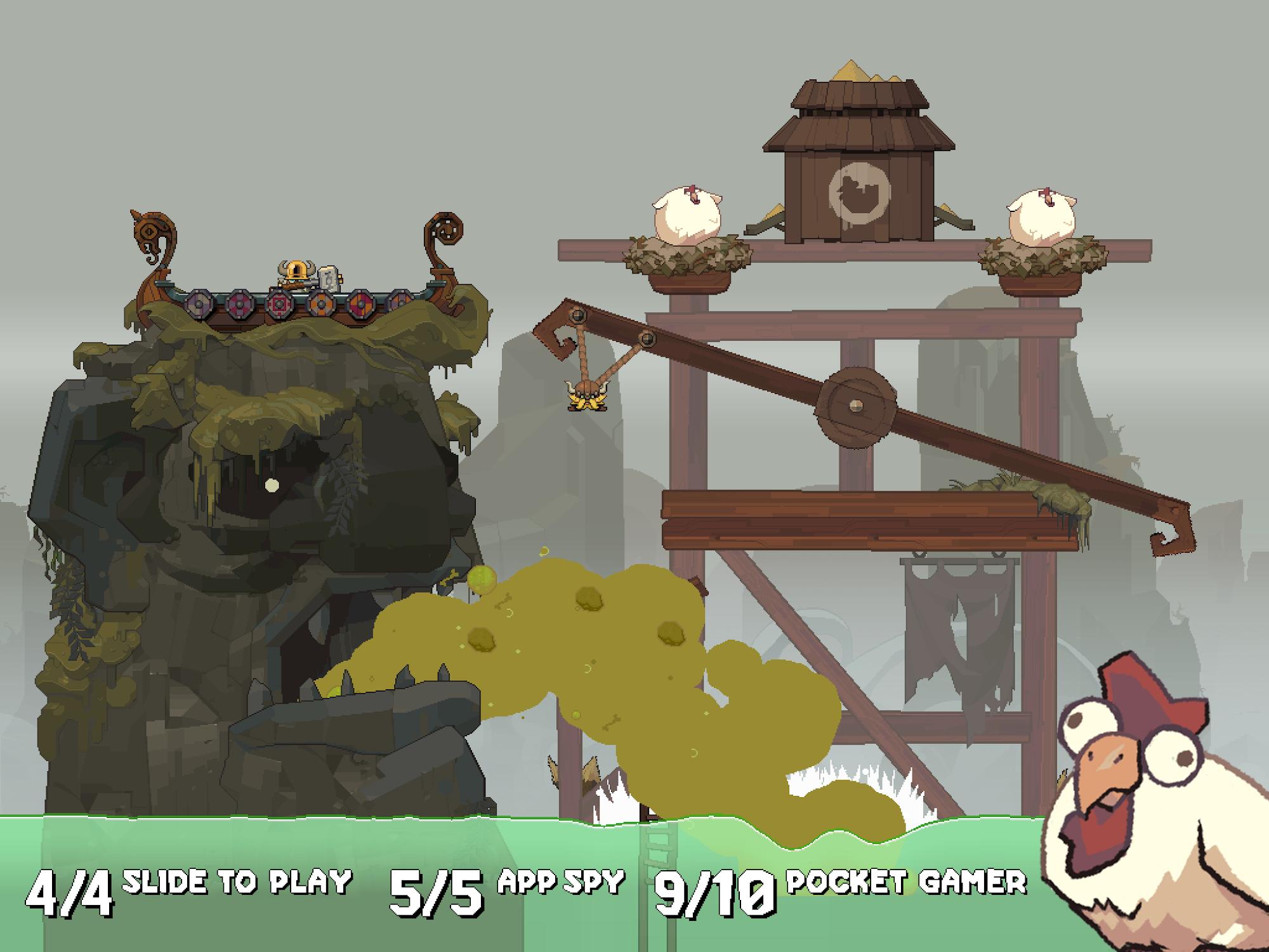 Icebreaker: A Viking Voyage screenshot #10