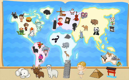 Kids Funny World Journey