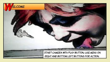 Screenshot of Comics Camera