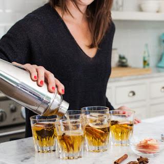 Apple Spice Cocktails