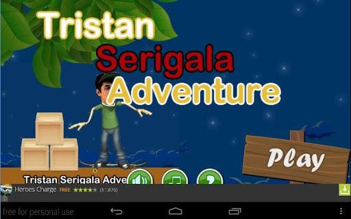 Tristan Serigala Adventure