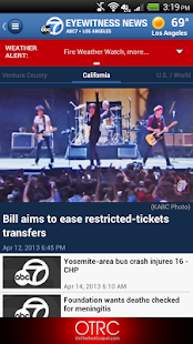 ABC7 Los Angeles - screenshot thumbnail
