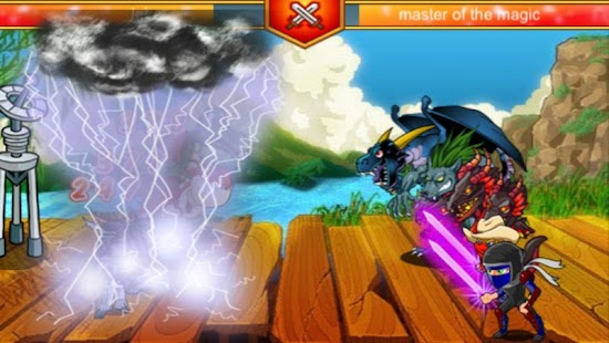 Avatar Fight - MMORPG game - screenshot thumbnail