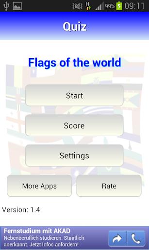 測驗:旗幟在世界