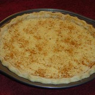 Buttermilk Pie I