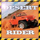 Spine tires desert rider icon