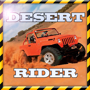 Spine tires desert rider for PC and MAC