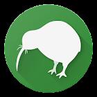 Birdlife of New Zealand icon