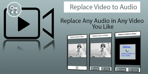 Replace Audio to Video