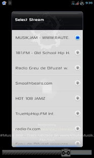 Best Hip Hop Radios- screenshot thumbnail