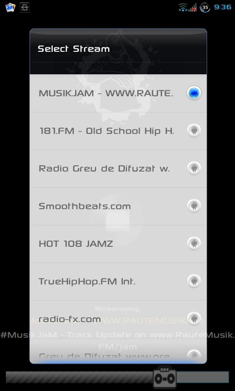 Best Hip Hop Radios - screenshot