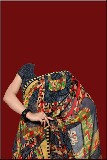 Bridal Saree Insta Photo Maker