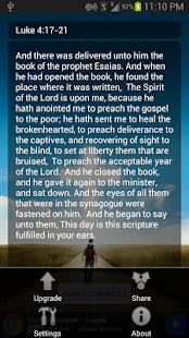 Jesus Speaks: Daily Bible Free- screenshot thumbnail