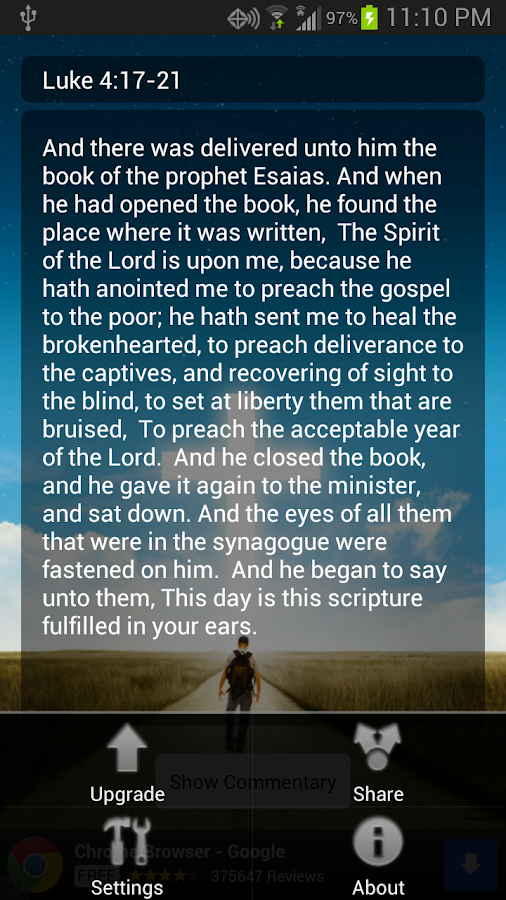Jesus Speaks: Daily Bible Free- screenshot