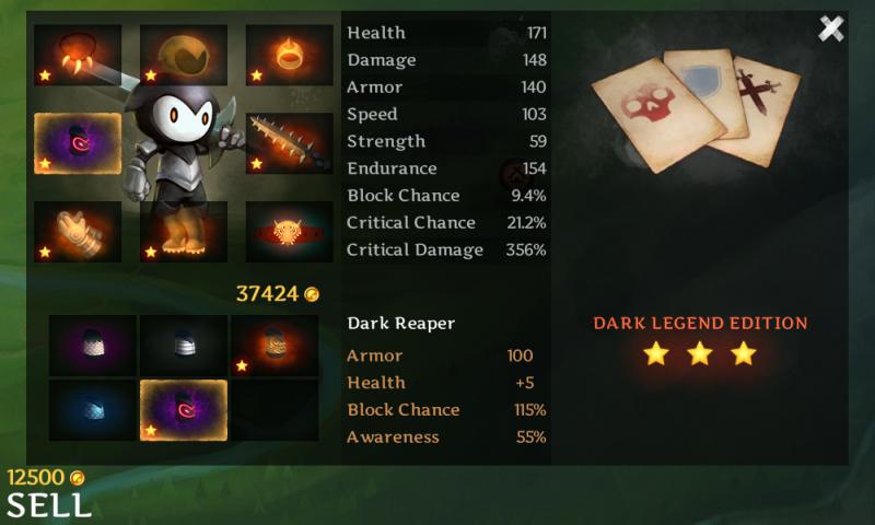 Reaper screenshot #5
