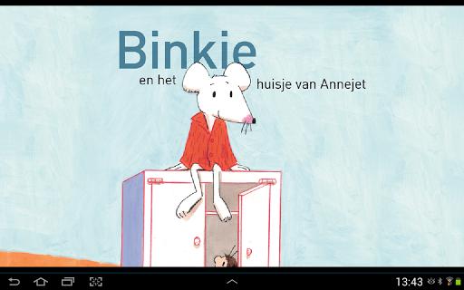 Binkie en Annejet