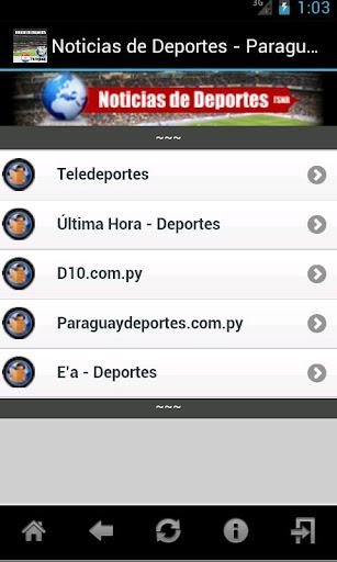 Noticias de Deportes Paraguay