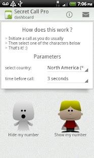 Secret Call Pro