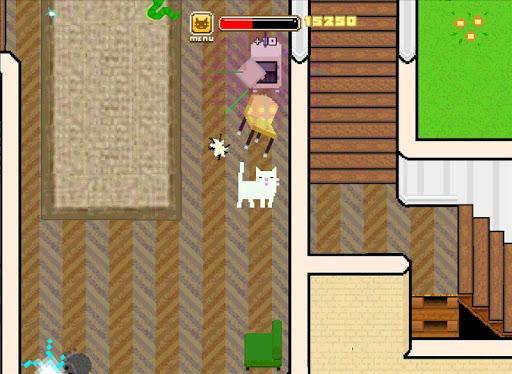 【免費冒險App】Pixel Cat Game-APP點子