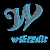 wikiEdit (offline wiki editor)