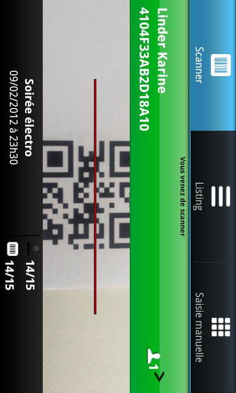 YesGoScan- screenshot