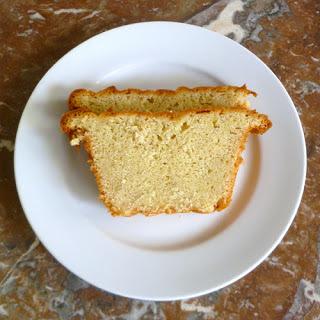 Banana (Half-) Pound Cake.