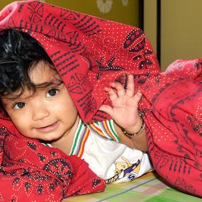 Sona by Subhasis Ghosh - Babies & Children Children Candids ( child, tender, beauty, baby, cute, human )