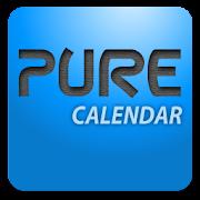 Pure Calendar widget (agenda)