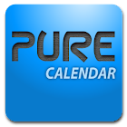Pure Calendar widget (agenda) icon