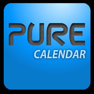 Pure Calendar widget (agenda) APK Cracked Download
