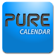 Pure Calendar widget (agenda) icon