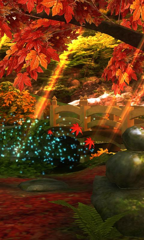 Autumn Grove 3D PRO- screenshot