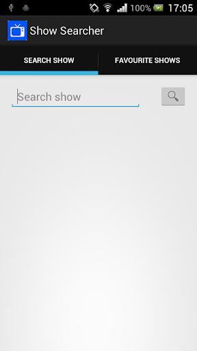 Show Searcher