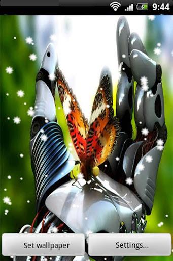 玩程式庫與試用程式App|3D Butterfly Live Wallpaper免費|APP試玩