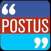 Postus Twitter,Facebook & More