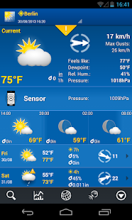 WeatherPro - screenshot thumbnail