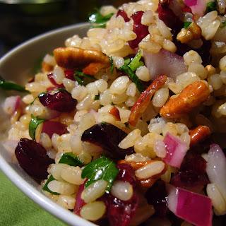 Fruited Rice Salad.