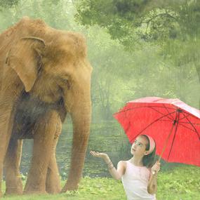 give me rain by Posh Art - Digital Art People