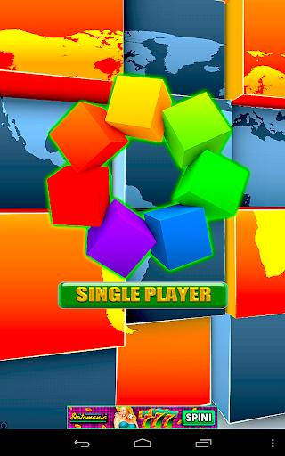 Color Match 3 Square 3D Free